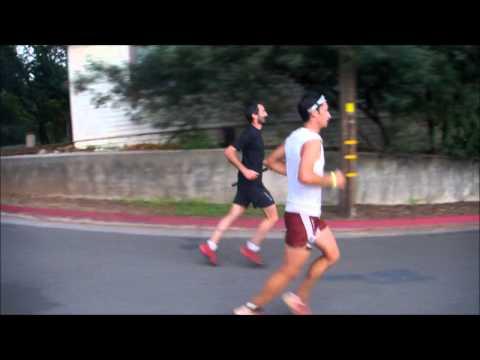 2011 Western States Final Mile With Kilian Jornet