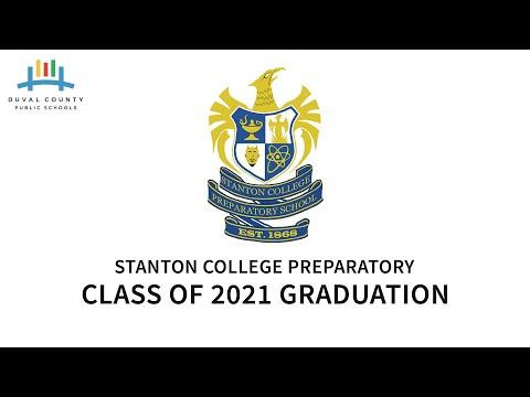 Stanton College Preparatory 2021 Graduation