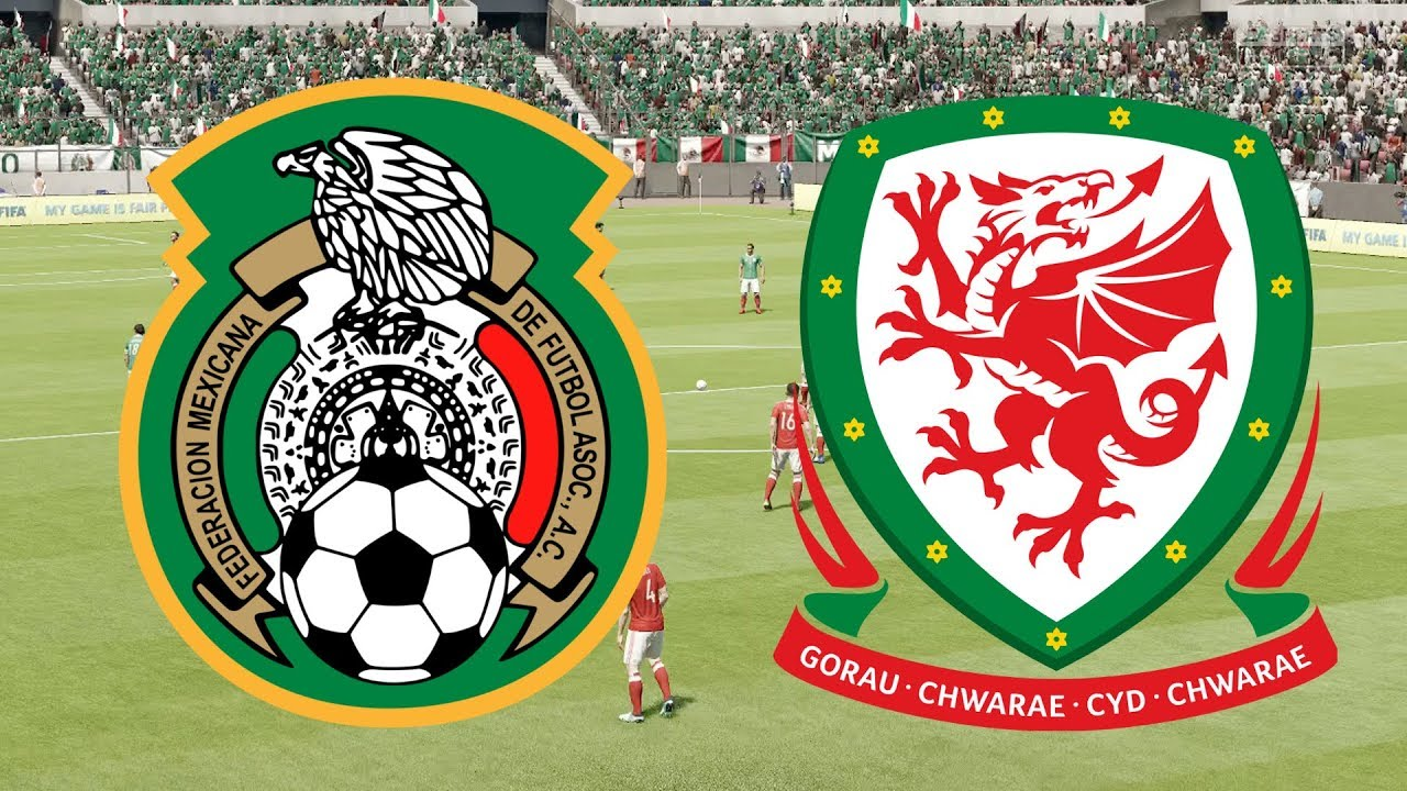 Image result for Mexico vs Wales