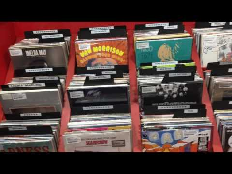 The Vinyl Guide - Red Eye Records In Sydney, Australia