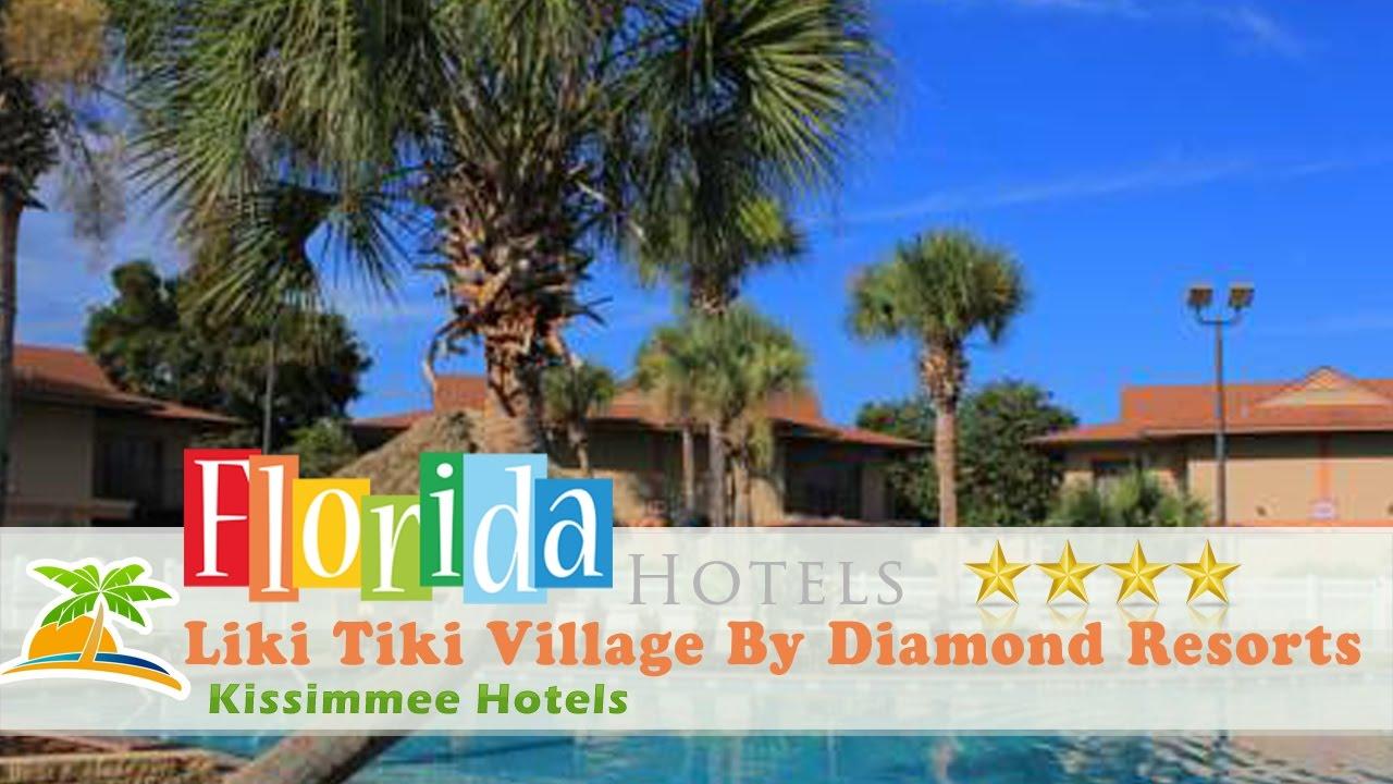liki tiki village by diamond resorts kissimmee hotels florida