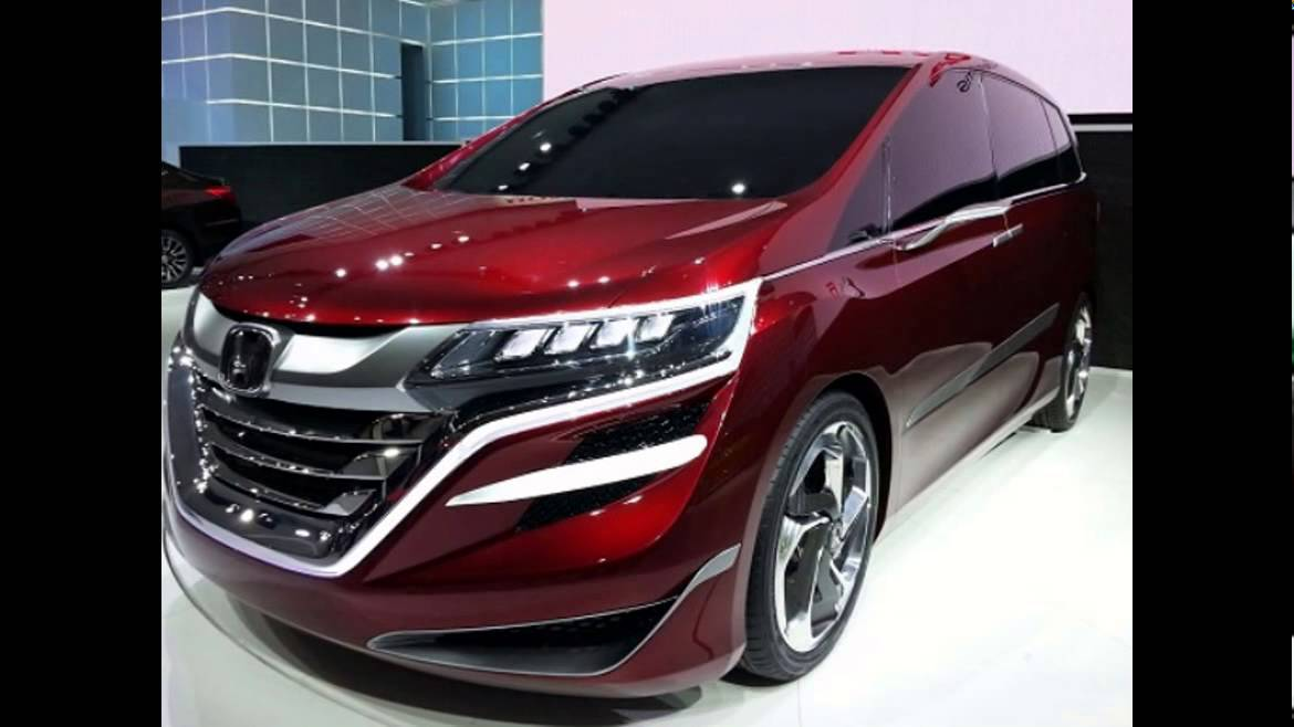 2016 2017 Honda Odyssey New First Look Release Date Overviews You