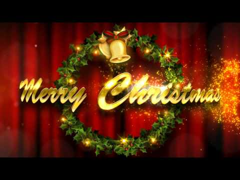 Merry Christmas Greeting Card YouTube
