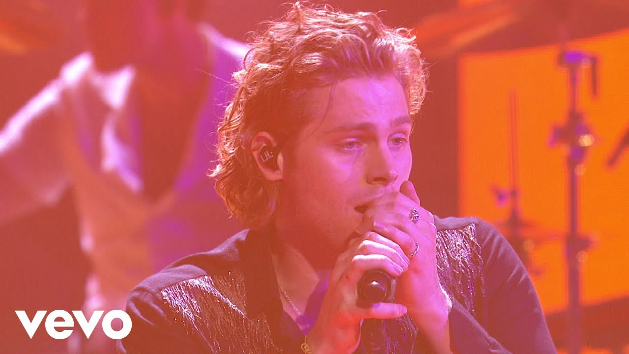5 Seconds Of Summer Youngblood Live On The Voice Australia