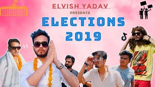 ELECTIONS 2019 - ELVISH YADAV
