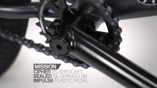2014 Kink GapXL Hittle signature color Complete Bike