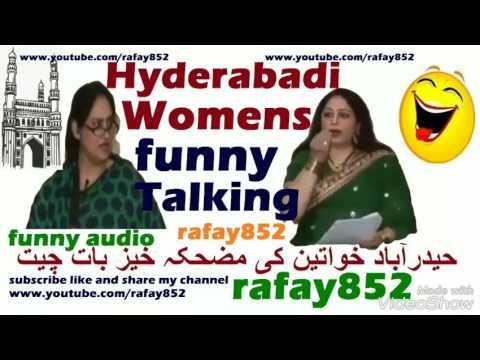 Hyderabadi Womens Funny Talking
