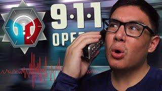 ANSWERING THE STRANGEST 911 CALLS!   911 Operator Simulator