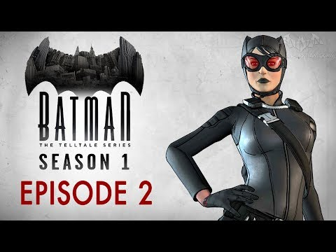 Batman: The Telltale Series - Episode 2 - Children of Arkham (Full Episode)