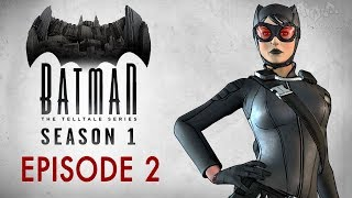 Batman: The Telltale Series - Episode 2 - Children of Arkham (Full Episode)