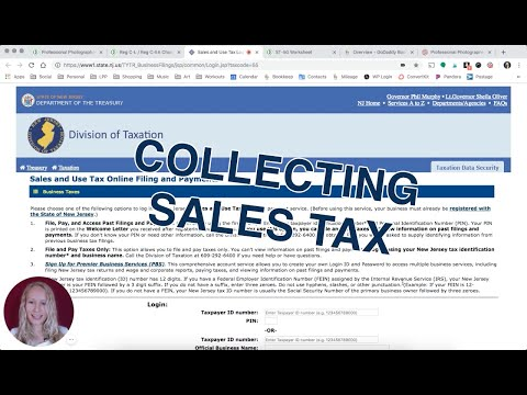 What Is New Jersey Sales Tax