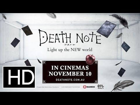 Death Note: Light up the NEW World - Official Theatrical Trailer
