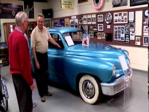 """Ypsi's Kaiser-Frazer/Tucker/Corvair Story"" Cars In Context, Episode #34"