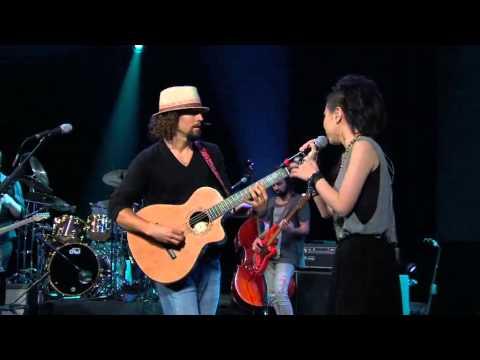 Jason Mraz - Hong Kong - June 24th, 2012 - Partial Show