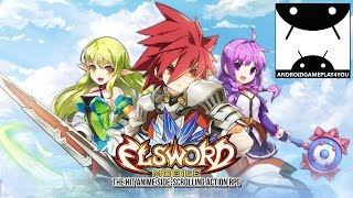 Elsword: Evolution (CBT) Android GamePlay Trailer (By Siamgame Mobile)