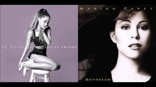 Be My Baby vs Always Be My Baby - Ariana Grande vs Mariah Carey (Concept Mashup)