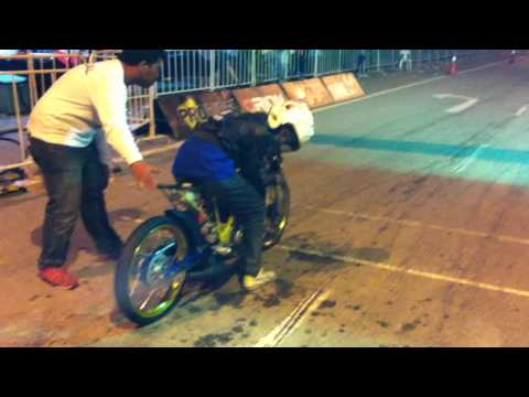 KBS MUSC Drag Challenge 2011 R4 Semi Final 1 2T150 Open