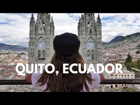QUÉ HACER EN QUITO, ECUADOR I LA MITAD DEL MUNDO