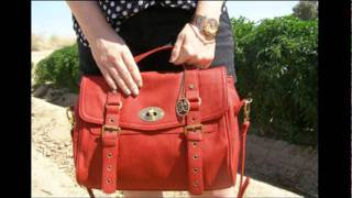 OOTD Outfit of the Day - Polka Dots & A Red Purse Thumbnail
