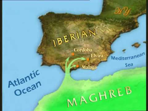 The glorious history of Islam In Spain