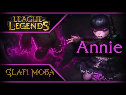 видео: Гайд Энни Лига Легенд - guide annie league of legends - ЛоЛ Гайд Энни