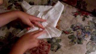 Maria's Fold For Boys - Folding Flats /  Flat Diapers
