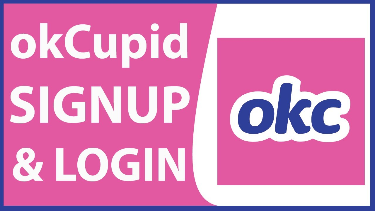 In sign okcupid com Sign