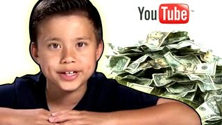 9 Year Old Becomes Millionaire from YouTube! - Evan from EvanTubeHD