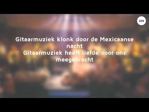 Zangeres Zonder Naam - Mexico | Karaoke