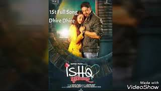 Dhire Dhire Full Song Ishq Puni Thare
