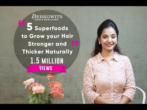 5 Superfoods to
