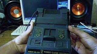 Диагностика Famicom, и ремонт Subor SB-225 (г.Городец)