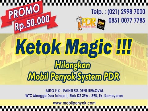 Cara Ketok Magic System PDR