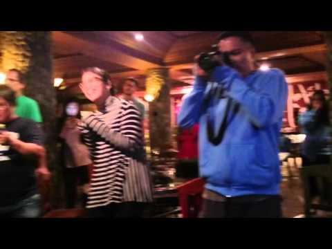 Karaoke Competition - Group 2 - Retreat 2015 @Novus Giri