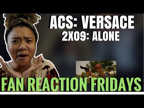 "ACS: Versace Season 2 Episode 9: ""Alone"" Reaction & Review | Fan Reaction Fridays"