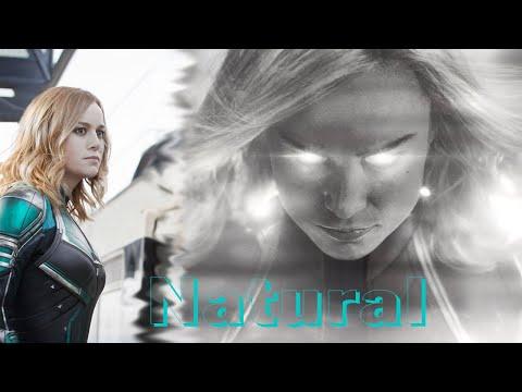 Captain Marvel || Carol Danvers || Natural