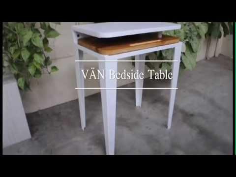 Side Table Van Ikea.Ikea Singapore S Yda 2015 Van Bedside Table By Teng Xiangyi Alexzandrea