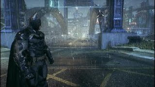 Batman Arkham Knight Episode 3 (No Commentary)