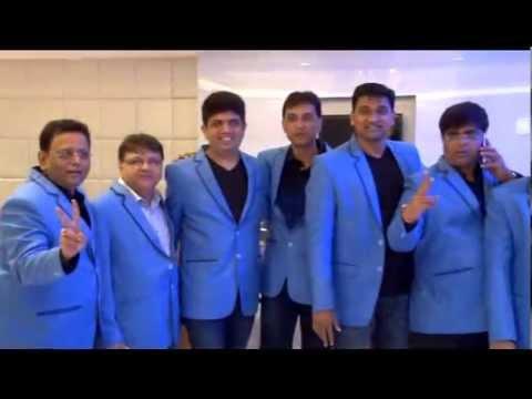 Dalal Street Group DSG Celebrated Musical Evening Function on 6th Sept '15 @ Sahara Star Clip 1