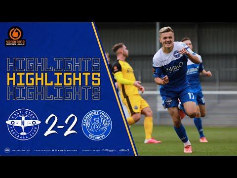 Eastleigh Aldershot Goals And Highlights
