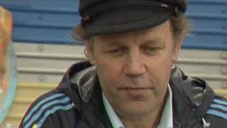 Brian Cant crestfallen over flagging TV career