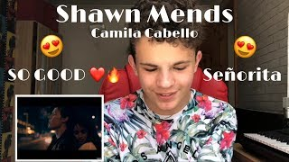 Reacting to Shawn Mendes and Camila Cabello's new  Señorita ❤️🔥