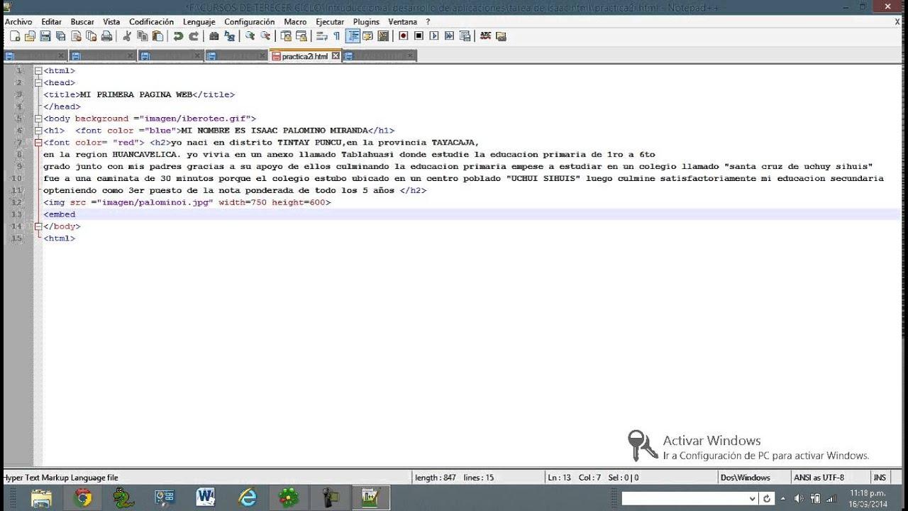 Como insertar un audio en html youtube - Como poner una mosquitera ...