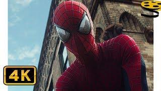 Будние Дни Человека-Паука | Новый Человек-паук: Высокое напряжение (2014) | 4K ULTRA HD