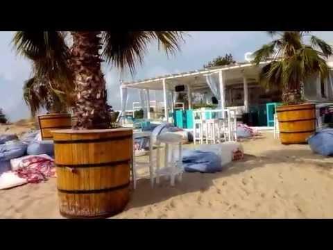 Отдых в Болгарии - Солнечный берег( Sunny Beach), Море,пляж,дождь{часть 3}