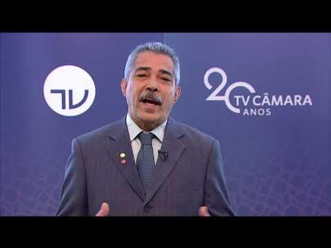20 Anos TV Câmara: deputado Leonardo Monteiro (PT-MG)