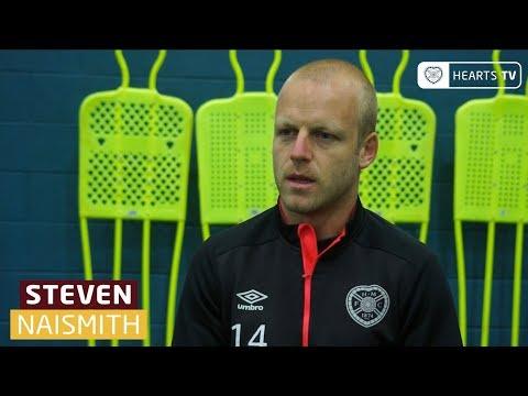 Preview: Steven Naismith | Interview