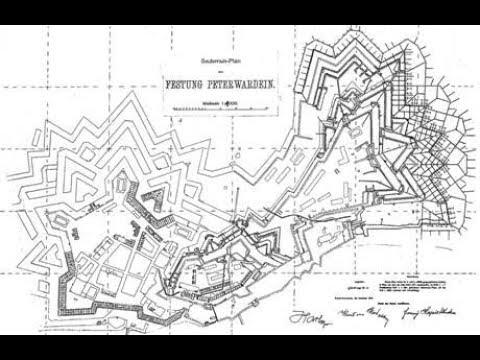 The Petrovaradin Fortress underground tunnel/Petrovaradinska tvrđava podzemni tuneli