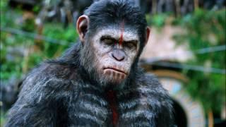 Трейлер фильма Война планеты обезьян 2017 (ОБЗОР)