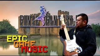 "Final Fantasy 4 ""Damcyan Castle"" (Music Video) // Epic Game Music"